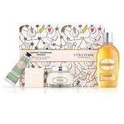 L'Occitane - Xmas 2018 Delicious Almond Gift Set 4pce