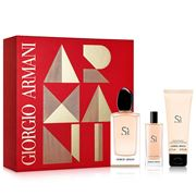 Giorgio Armani - SI Gift Set For Women 3pce