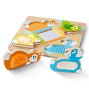 Melissa & Doug - First Play Touch & Feel Pets Puzzle