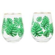 SunnyLife - Monteverde Stemless Glass Set 2pce