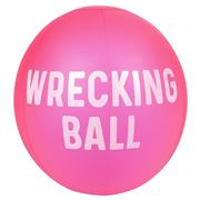 SunnyLife - Inflatable Beach Ball XL Neon Pink
