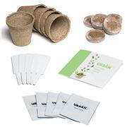 Urban Greens - Kitchen Herbs Grow Kit