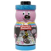 Bassetts - Liquorice Allsorts Jar 495g