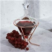 Thumbs Up - Diamond Decanter & Holder