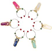 Avanti - Wine Charms Set Thong 6pce