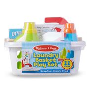 Melissa & Doug - Laundry Basket Play Set 11pce