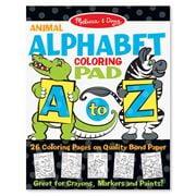 Melissa & Doug - Animal Alphabet Colouring Pad