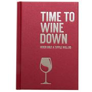 Book - Time To Wine Down