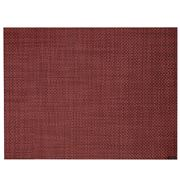 Chilewich - Basketweave Placemat Pomegranate