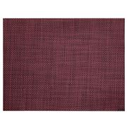 Chilewich - Basketweave Placemat Plum