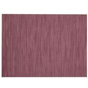 Chilewich - Bamboo Placemat Rhubarb 36x48cm