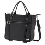 Paklite - Bureau Trolley Bag Black