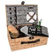 Avanti - Four Person Tribal Picnic Basket
