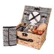 Avanti - Two Person Tribal Picnic Basket