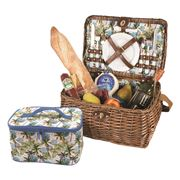 Avanti - Two Person Palm Tree Picnic Basket