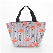 Eco-Chic - Lunch Bag Flamingo Grey