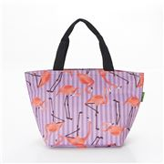 Eco-Chic - Lunch Bag Flamingo Lilac