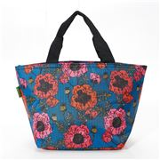 Eco-Chic - Lunch Bag Poppies Navy