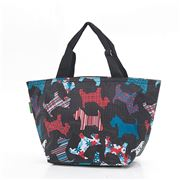 Eco-Chic - Lunch Bag Scotty Dog Black