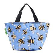 Eco-Chic - Lunch Bag Bees Blue