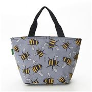 Eco-Chic - Lunch Bag Bees Grey