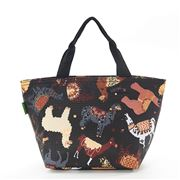 Eco-Chic - Lunch Bag Llama Black