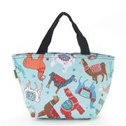 Eco-Chic - Lunch Bag Llama Blue