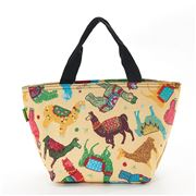 Eco-Chic - Lunch Bag Llama Beige