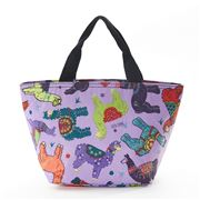 Eco-Chic - Lunch Bag Llama Purple