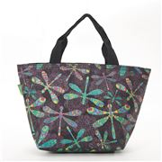 Eco-Chic - Lunch Bag Dragonfly Black