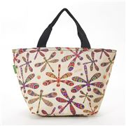Eco-Chic - Lunch Bag Dragonfly Cream