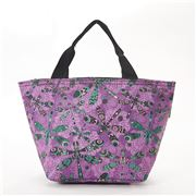 Eco-Chic - Lunch Bag Dragonfly Purple