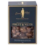 Ernest Hillier - Milk & Dark Choc Fruit & Nut 240g