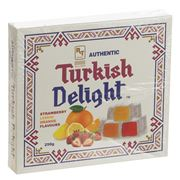 Real Turkish Delight - Assorted Flavours 250g