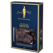 Ernest Hillier - Dark Chocolate Mints Box 240g