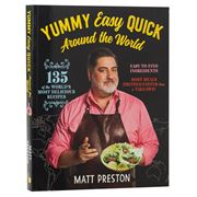 Book - Yummy Easy Quick: Around The World