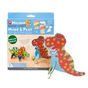 Micador - Make & Play Dinosaur Edition
