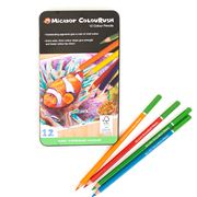 Micador - ColouRush Pencils Tin 12