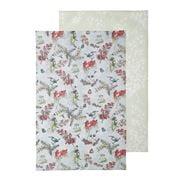 Ecology - May Gibbs Blossom Tea Towels Set 2pce