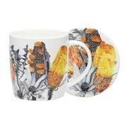 Ecology - Florae Mug & Coaster Set 2pce