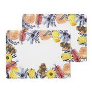 Ecology - Florae Placemat Set 2pce