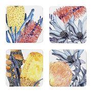 Ecology - Florae Coaster Set 4pce