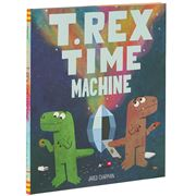 Book - T Rex Time Machine