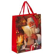 Peter's - Santa Letter Small Gift Bag 10x26x32cm