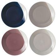 Royal Doulton - Bowls Of Plenty Plate Set 4pce 28cm