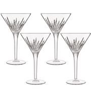 Luigi Bormioli - Mixology Martini Set 4pce 215ml