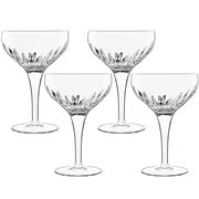 Luigi Bormioli - Mixology Cocktail Glass Set 4pce 225ml