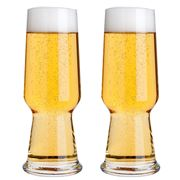 Luigi Bormioli - Birrateque  Pilsner Glasses Set 540ml 2pce