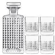 Luigi Bormioli - Mixology Elixir Whisky Set 5pce