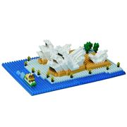Nanoblocks - Deluxe Sydney Opera House Model